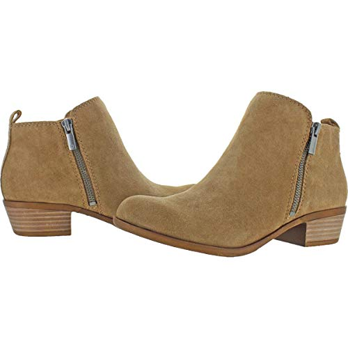 PERISCOPE OIL SUEDE WIDE Lucky Brand Women/'s BASEL Boot