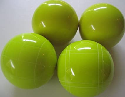 Amazon.com: PREMIUM Calidad Epco 4 Bola Set con amarillo ...