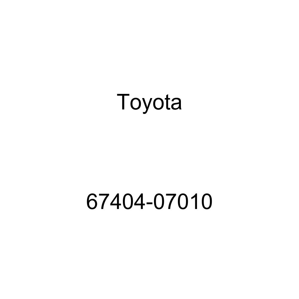 Toyota 67404-07010 Door Frame Sub Assembly