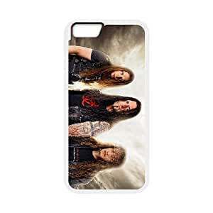 iPhone 6 Plus 5.5 Inch Cell Phone Case Covers White Destruction O2458819