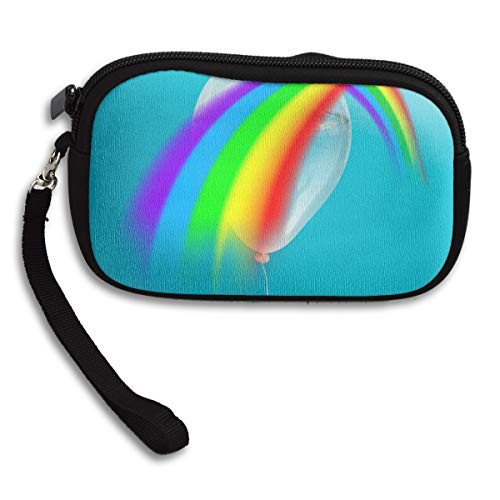 Printing Deluxe Receiving Portable Rainbow Purse Small Bag FSC7xqw
