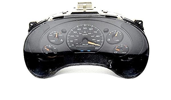 ✅2001 2002 2003 2004 2005 MT Blazer Sonoma S10 108K Gauge Cluster 01 02 03 04 05