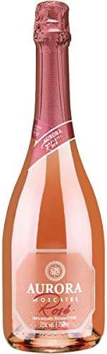 Espumante Aurora Moscatel Rosé, 750Ml
