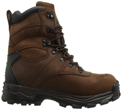 Rocky Men's Sport Utility Eight Inch M, Brown, 10.5 M US by Rocky (Image #6)