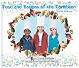 Front cover for the book Food and Recipes of the Caribbean by Theresa M. Beatty