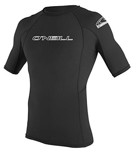 ONEILL WETSUITS Herren Uv Schutz Basic Skins S/S Crew Rash Vest