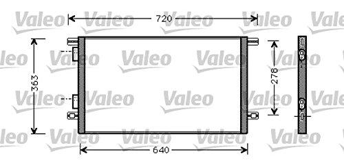 Valeo 818008 Air-Conditioning Installation