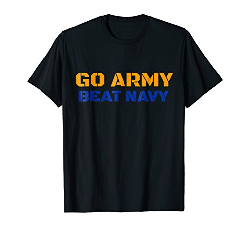 (Go Army Beat Navy America's Game Sports Football T Shirt)