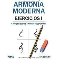 Armonía moderna, EJERCICIOS I: Conceptos Básicos, Tonalidad Mayor y Tonalidad Menor