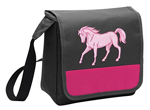 Cute Horse Theme Lunch Bag Ladies or Girls Horse Lunch Coole