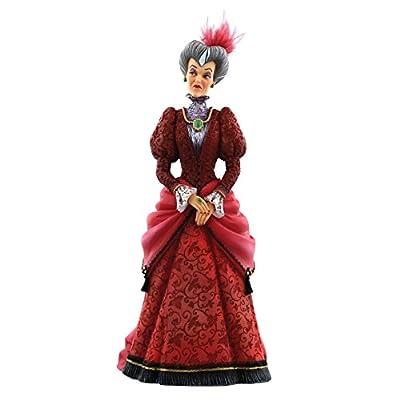 Enesco Disney Showcase Couture De Force Lady Tremaine Stone Resin Figurine