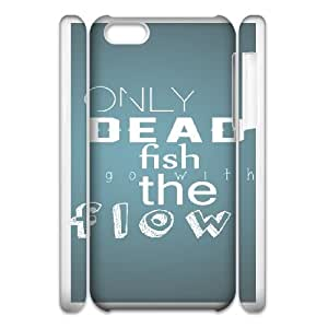 dead fish iPhone 6 5.5 Inch Cell Phone Case 3D 53Go-171751