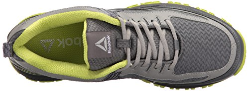 Shoe Kiwi Flat Reebok Green Pewter Grey Men's Ridgerider Alloy 0 Trail Running 2 xATqYaw
