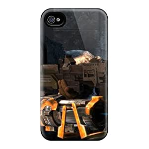 Series Skin Cases Covers For Iphone 4/4s(isaac Clarke In Dead Space 3)
