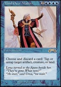 Magic: the Gathering - Mind Over Matter - Exodus