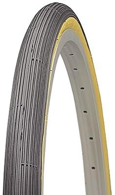 Kenda K23-S6 Street Wire Bead Bicycle Tire, Gumwall, 26-Inch x 1-1/4-Inch