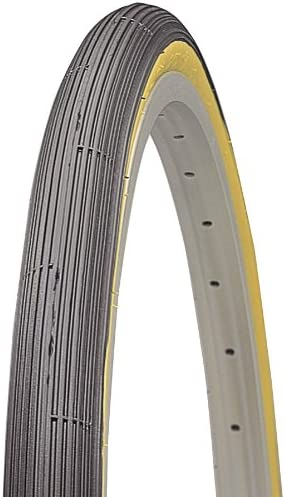 Kenda Street Bicycle Bike Tire 26 x 1-3//8 Gumwall 26x1-3//8 37-597