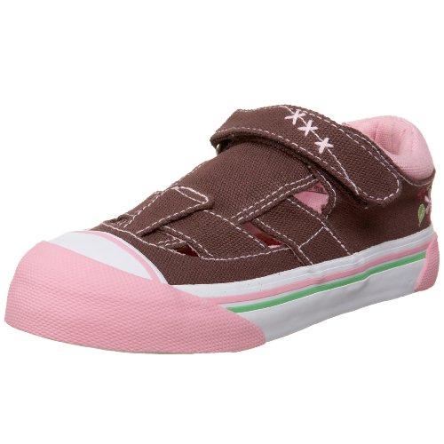 (umi Capri Sandal (Toddler/Little Kid),Chocolate,26 EU (US Toddler 9 M))