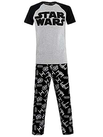 Star Wars - Pijama para Hombre: Amazon.es: Ropa y accesorios