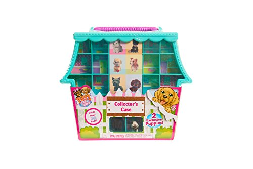Play In Case (JUSUB Just Play Puppy In My Pocket Collector's Carry Case Playset)