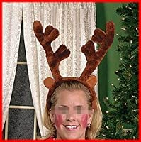 Plush 14 Big Reindeer antlers