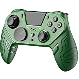 Kydlan Wireless Controller for Playstation 4 Controller, Custom Wired PS4 Controller for Sony Playstation 4/Pro/Slim with Turbo/Vibration/Motion Control/Audio/Touch Pad