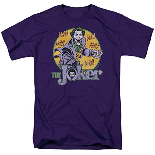 (The Joker DC Comics Supervillain T Shirt (X-Large))