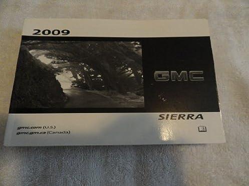 2009 gmc sierra owners manual gmc amazon com books rh amazon com gmc sierra owners manual 2016 gmc sierra owners manual 2016