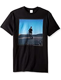 Men's Desert Man In Bowler T-Shirt
