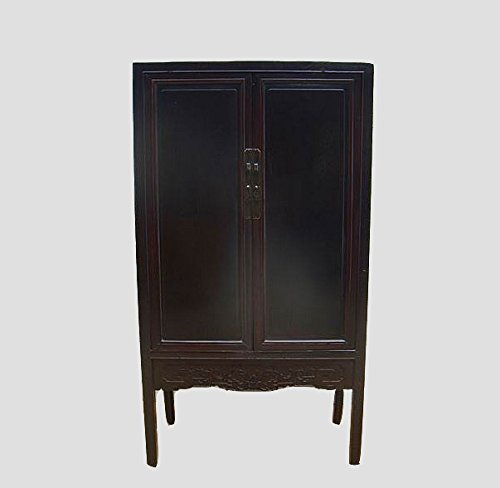 Square-corner Antique Cabinet by Antique Chinese Cabinet