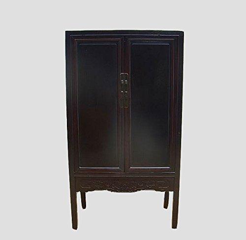 Square-corner Antique Cabinet