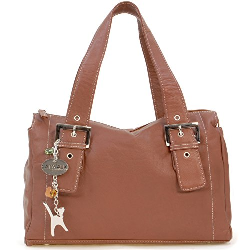Tan Catwalk Collection Jane Bag Leather xHTgC