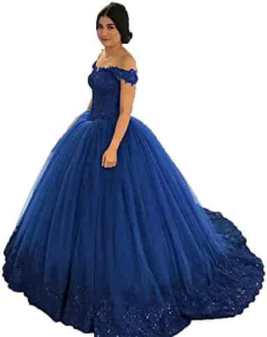8675c22a165 Quinceanera Dress Lace Appliques Ball Gown Formal Dresses Party Prom Gown  BD573