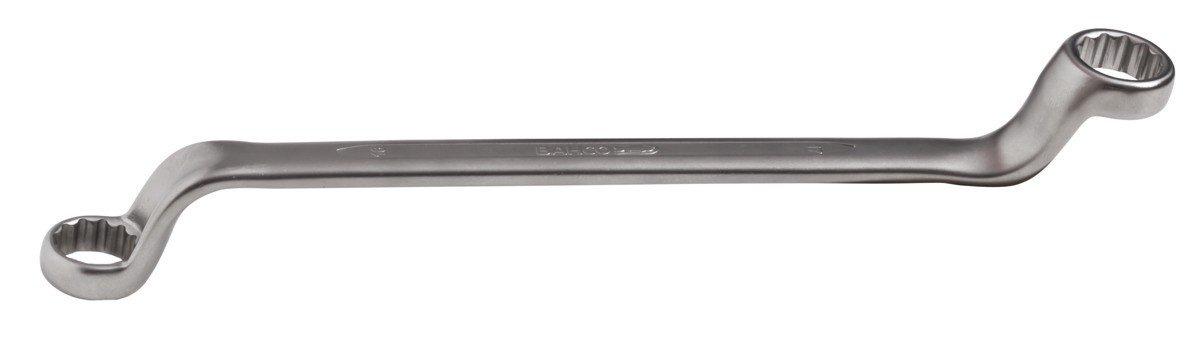 BAHCO Llave Doble Estr Acod 10-11mm 2M-10-11 X5 UNIDADES
