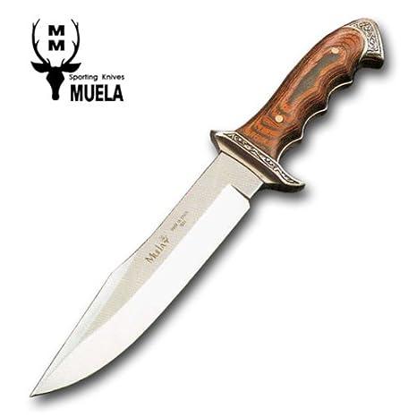 Amazon.com: Muela Knife Model VENECIA: Sports & Outdoors