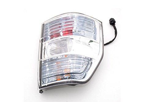 1 Pcs Left Driver Side 8330A597 Tail Lamp Rear Light Assembly Fit for Mitsubishi Pajero/Shogun/Montero MK IV 2007-2015