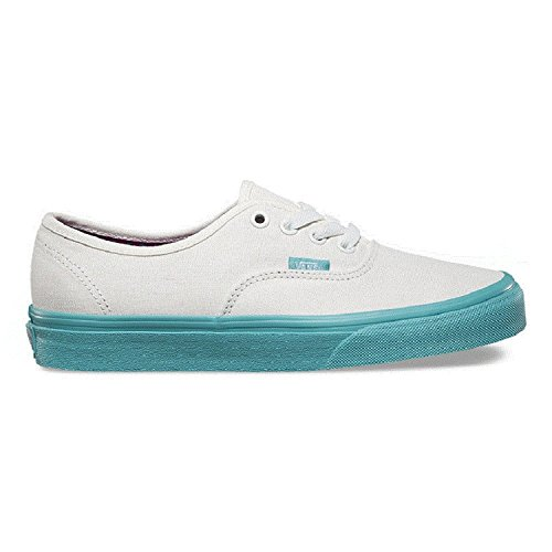 VANS Authentic Pop Dots White/Aqua Sea 5.5 Men 7 Women WCxYsb