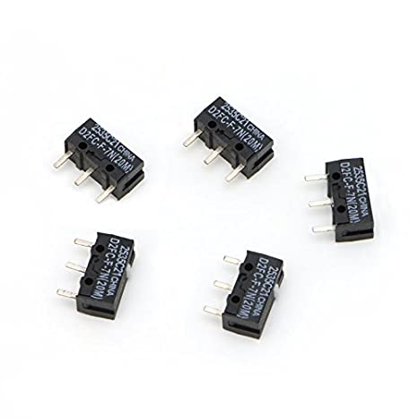 Amazon in: Buy AST Works 10Pcs Micro Switch D2FC-F-7N 20M