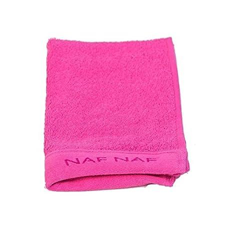 Inconnu Naf Naf C 22 Casual toalla fucsia, fucsia, 30 x 50 cm: Amazon.es: Hogar