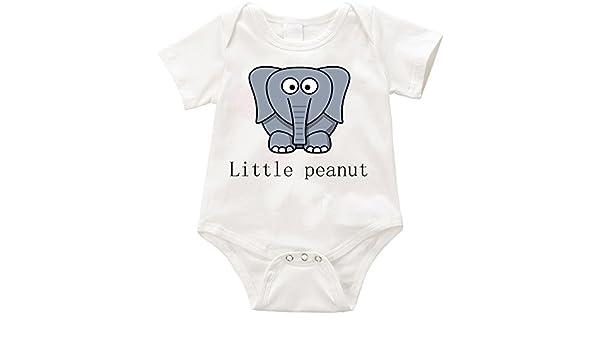 Infant Romper Creeper Anicelook Little Peanut #3