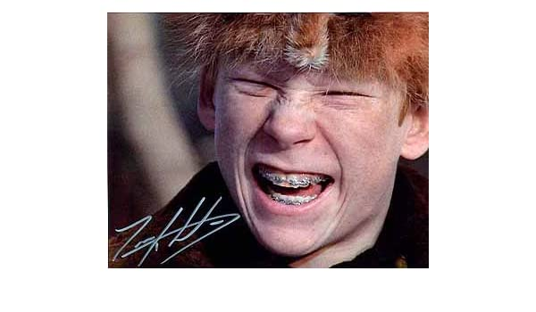 Christmas Story Bully.Zack Ward A Christmas Story 8x10 Male Celebrity Photo
