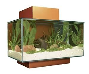 fluval edge aquarium set burnt orange 6. Black Bedroom Furniture Sets. Home Design Ideas