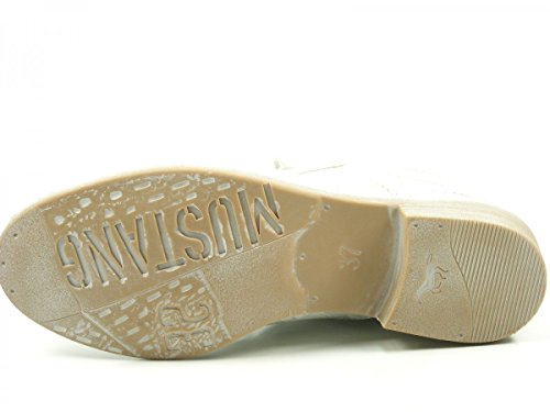 Offwhite Desert Stiefeletten Schnür Schuhe Boots Sommer Mustang 1157 554 Damen Ownq4x0a6z