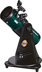 Here is a fun and compact telescope that's sure to inspire the whole family's natural inclination to explore. The Orion StarBlast 4.5 Astro Reflector Telescope is no toy - it's a real reflecting telescope that is wonderfully simple to set up ...