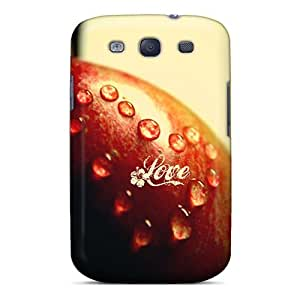 Hot IpSVL2820tIOFZ Love Tpu Case Cover Compatible With Galaxy S3