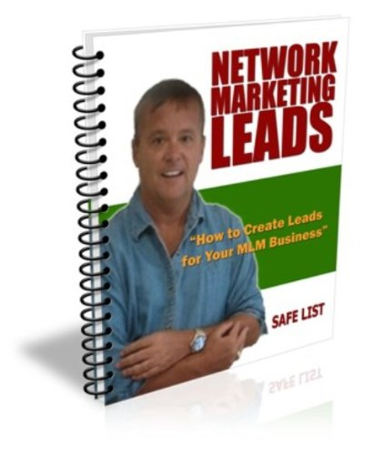 Create Network Marketing Leads Generation ebook