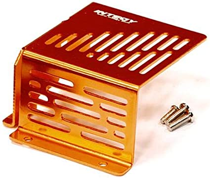 Integy Rc Model Ups T7099 Orange Monster Truck Type Ii Fuel Tank Guard For Hpi Savage X 21 25 Spielzeug