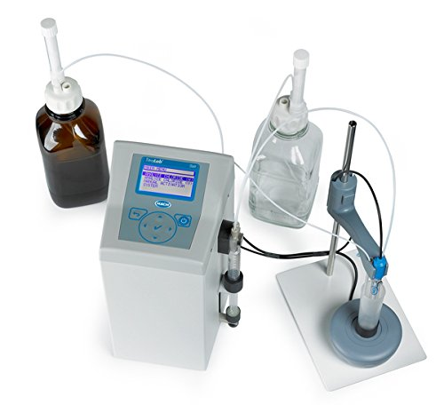Salt Titrators (Hach LLV2307.97.1102 TitraLab Automatic Titrator for Salt Content in Brine)
