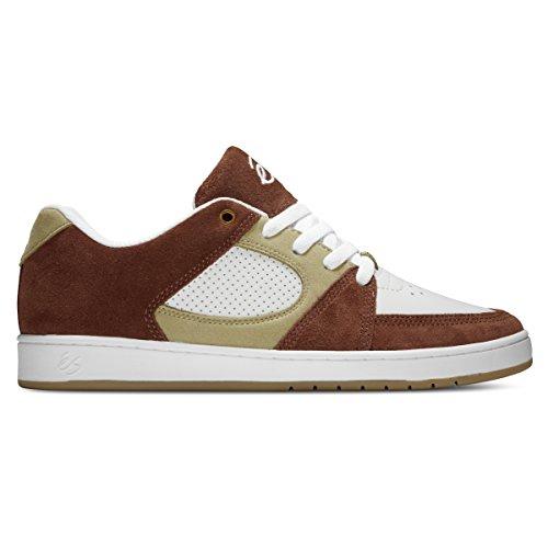 own Tan White Shoes Size 11 (Accel Shoe)