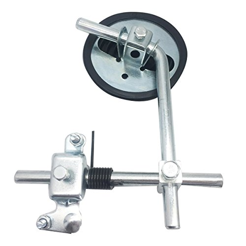 Knee Lifter - HONEYSEW Knee Lifter Presser Rod & PAD for JUKI DDL-555, DDL-5550#B-3419-552-0A0
